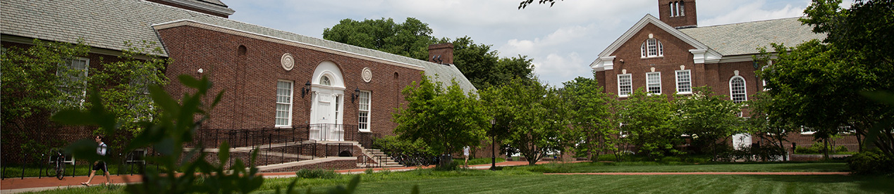 Hullihen Hall and Memorial Hall